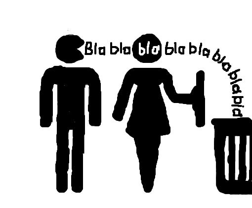 Resultado de imagem para bla bla bla