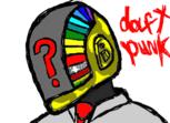 Punk desenho de ton punk gartic for Daft punk mural