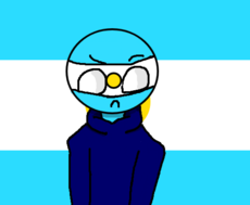 argentina (countryhumans)