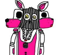 funtime foxy jumpscare