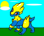 Manectric Kawaii