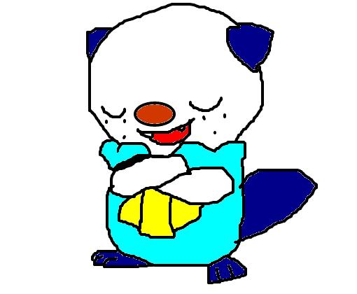 Pokemon Oshawott And Emolga Images | Pokemon Images