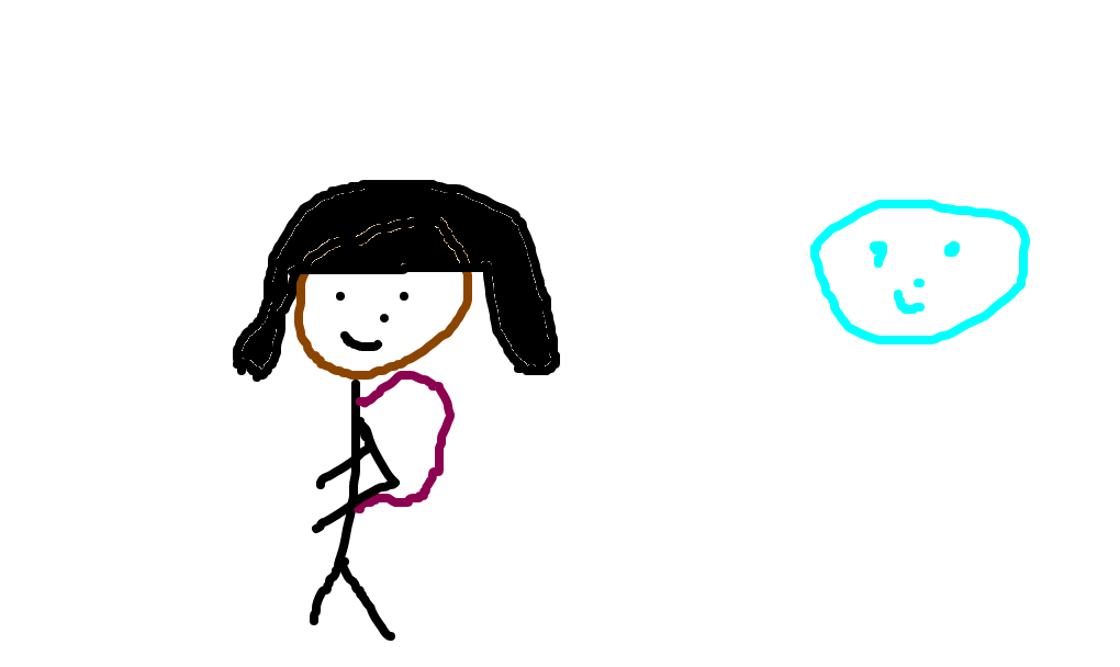 Dora Aventureira Desenho De Mina16 Gartic