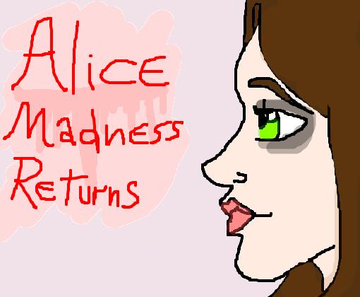 Alice Madness Returns Desenho De Misssmith Gartic