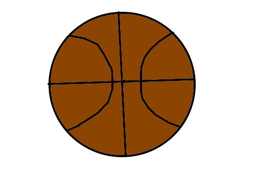 bola de basquete desenho de moisslindo gartic