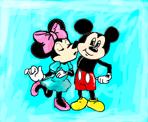Minnie e Mickey *-*