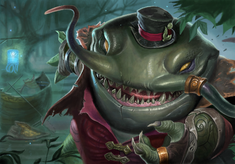 tahm kench p/ ArcanineColorado