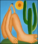 Abaporu - Tarsila do Amaral
