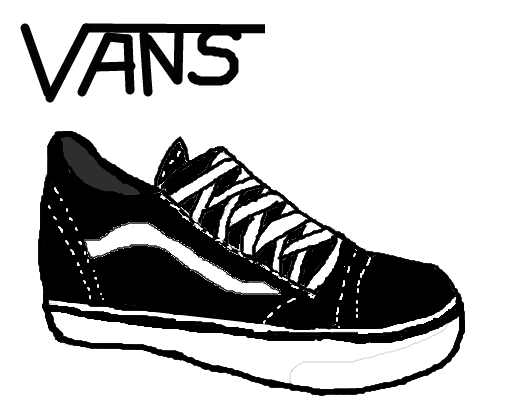 Red Vans Running Shoes