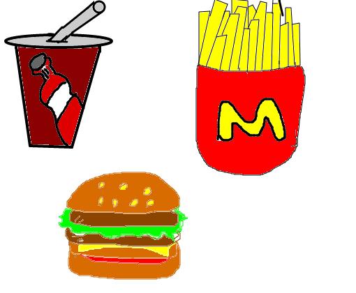 Stream Android To Tv >> Mc Donald's - Desenho de mrs_zarry - Gartic