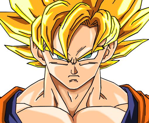 Amado Goku - Desenho de mugi_kun - Gartic UH89