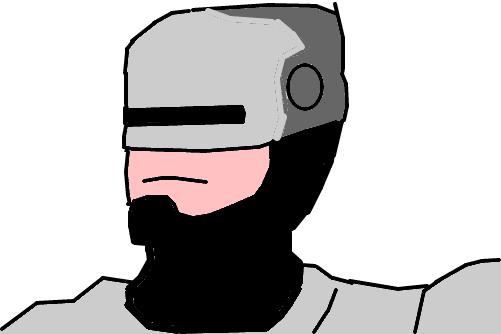 Robocop Desenho De Murdock Gartic