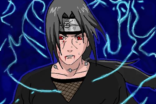 Itachi Susanoo Like A Sasuke Desenho De Naat Gartic