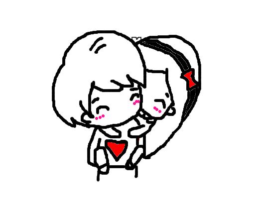 Namorados Desenho De Nani2128 Gartic