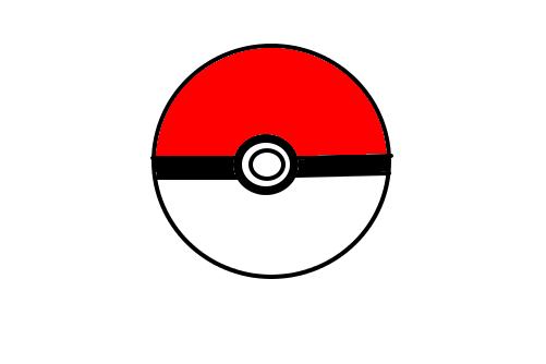 Pokebola Desenho De Negui Gartic