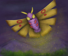 #269 Dustox (mutualismo)