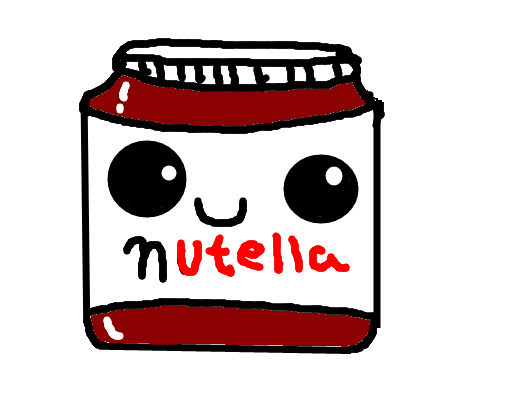 Nutella Desenho De Nmine Gartic