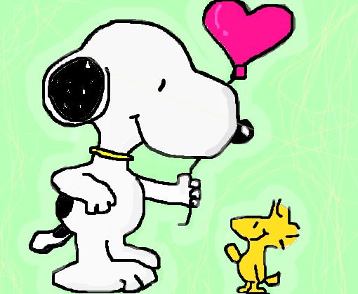 Snoopy Desenho De Nycole36 Gartic