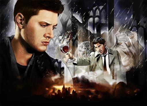 Sobrenatural - Desenho...