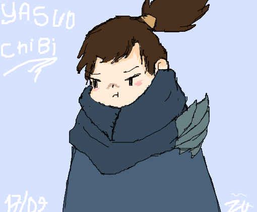 Yasuo Chibi (League of Legends)