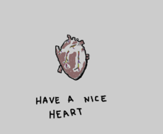 have a nice heart