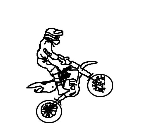 Stream Android To Tv >> motocross - Desenho de omeninuchavosoo_ - Gartic
