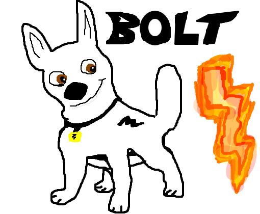 Bolt Desenho De Pastormetraihadora Gartic