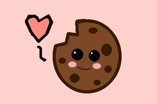Cookie Desenho De Paula84 Gartic