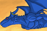 Blue Dragon p/ Mateus_kun