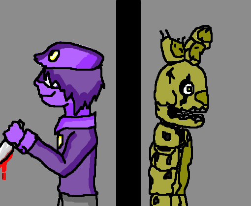 Purple Guy-SpringTrap