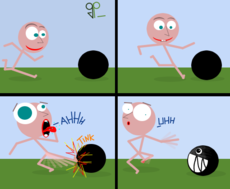 Chain chomp #4