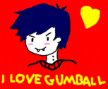 Marshall Lee love Gumball
