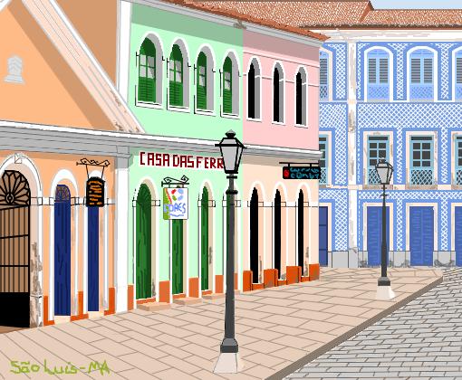 Stream Android To Tv >> Casarões São Luis - MA - Desenho de pika_sso - Gartic