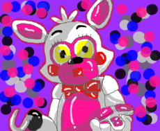 funtime foxy, mangle