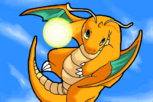 #149 - Dragonite (Vinnybgomes)