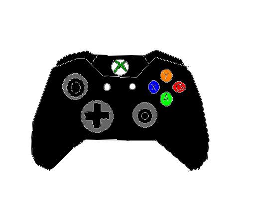 Controle De Xbox Desenho De Pricexgamer Gartic