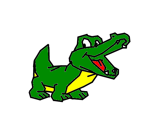 Clipart Alligator Crocodile 20clipart Clipart Panda Free