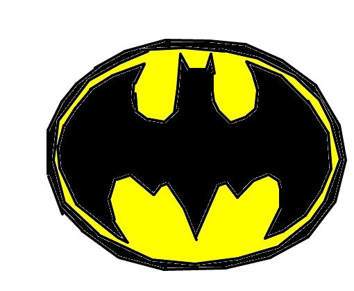 Simbolo Do Batman Desenho De Pricexgamer Gartic