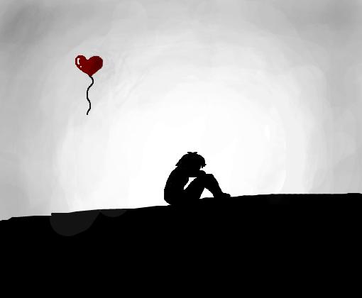 solidão - Desenho de pudim_446 - Gartic