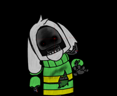 Withered Asriel