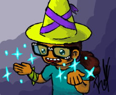 Ralf the wizard