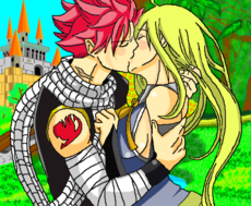 NaLu p/ Candy_Girl_