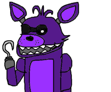 purple foxy (fnam)