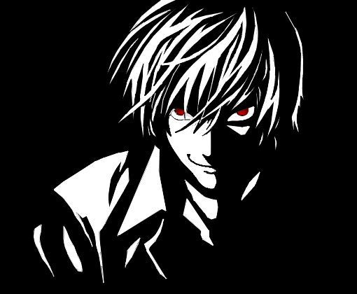 death note - kira ( Light Yagami)