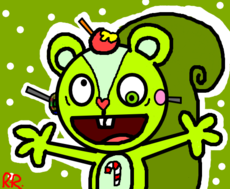 Happy Tree Friends - Nutty