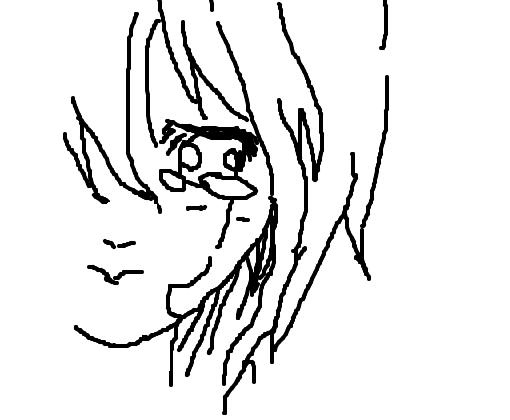 Menina Triste Desenho De Renan0812 Gartic