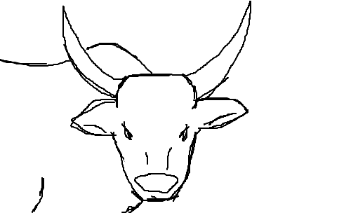 Touro Desenho De Renanferah Gartic