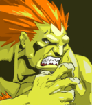 Blanka/Street Fighter