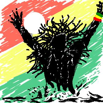 Reggae Desenho De Renators Gartic