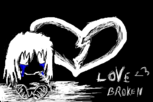 LOVE broken chibi